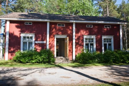 Bild: Stiftelsen Kilens hembygdsgård i Sideby